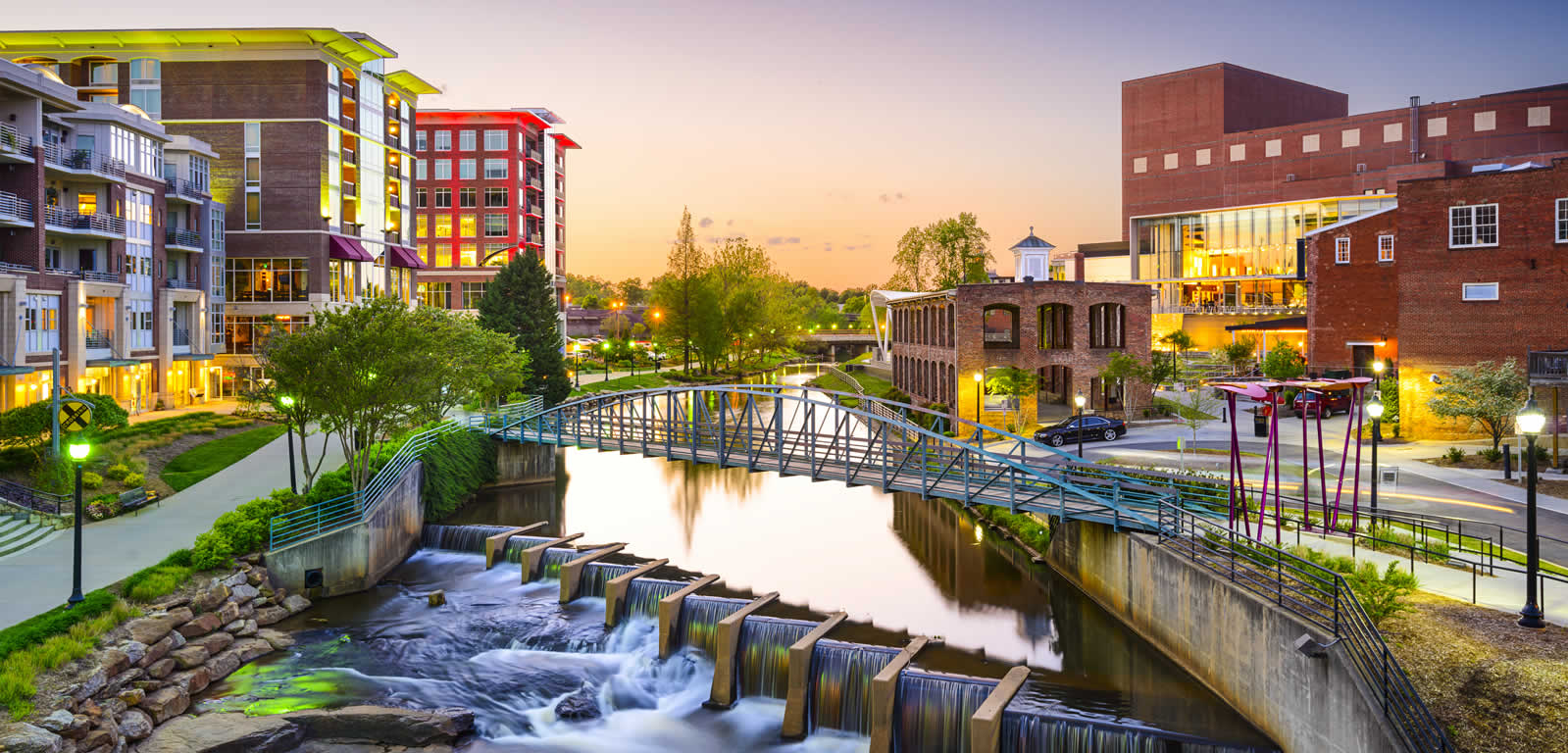 Technology Thrives in Greenville, SC